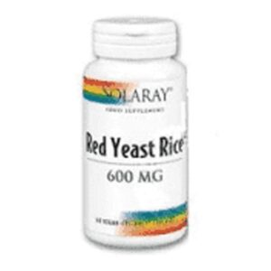 solaray red yeast rice 1