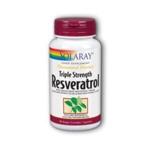 solaray resveratrol 1