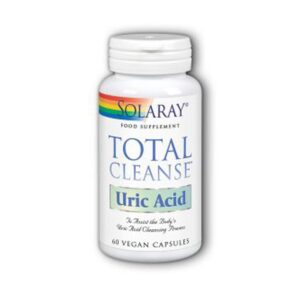 solaray total cleanse uric acid 1