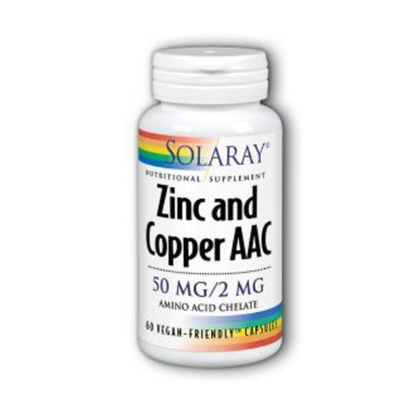 solaray zinc and copper 1