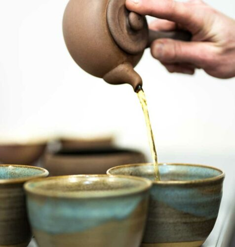 Special Events and Tea Ceremonies