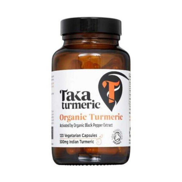 taka turmeric capsules with black pepper