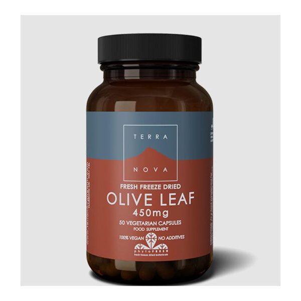 terra nova olive leaf 50caps 1