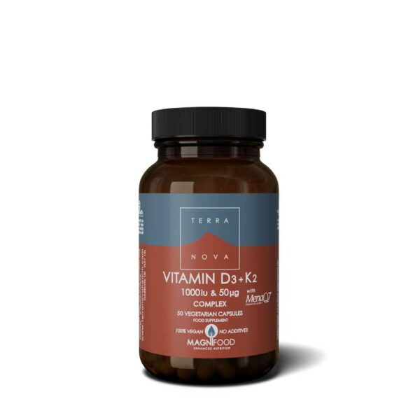terranova vitamin d iu k ug complex wiz