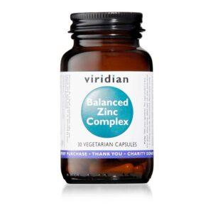 viridian balanced zinc caps