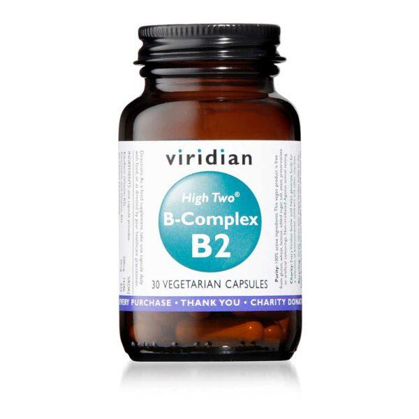 viridian high bcomplex b caps