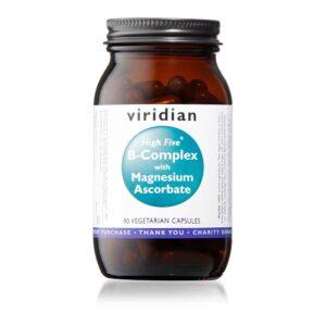 viridian high bcomplex magnesium ascorbate caps