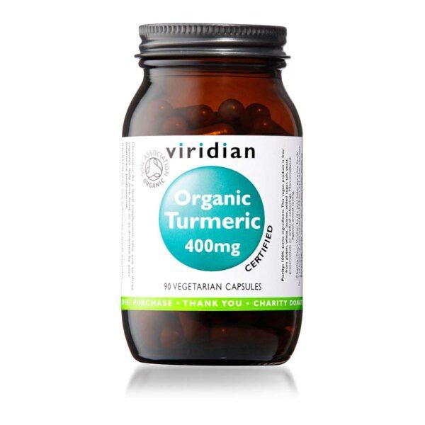 viridian organic turmeric caps