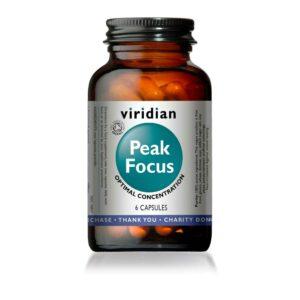 viridian peak focus caps