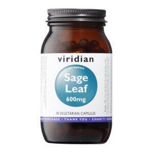 viridian sage leaf 600mg 90s 1