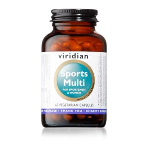 viridian sports multi caps