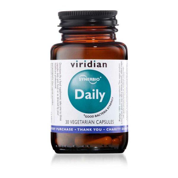 viridian symbiotic daily caps