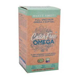 wileys catch free omega oil