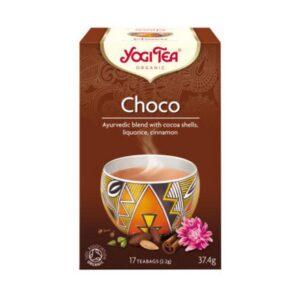 yogi choco tea