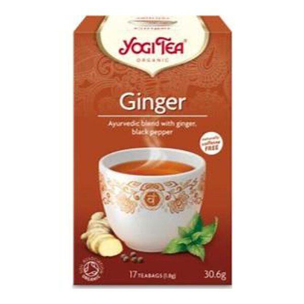 yogi ginger tea 1