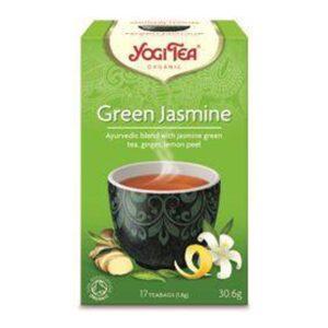 yogi green jasmin tea 1
